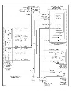 95 isuzu trooper wiring diagram