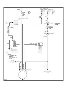 isuzu industrial alternator wiring diagram 1997 isuzu rodeo question 97 rodeo brake and battery light o #7