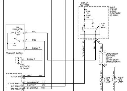 Fog Light Wiring Diagram No Relay from www.2carpros.com