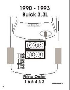 1990 buick century firing order diagram wiring schematic 1990 buick lesabre cooling system diagram wiring schematic