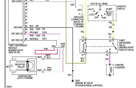 1996 buick regal car will not start instrument cluster doe i couldn t post the diagram in one piece