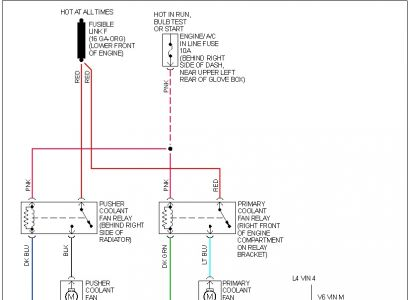 1995 buick century cooling fan not coming on rh 2carpros com  95 buick century fuel pump wiring diagram
