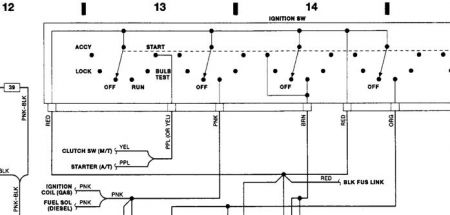 1990 chevy cheyenne wiring schematic wrong for my chevy that voltage reading isn t correct gasoline engine 12 volt system did you have the meter on the voltage setting the purple wire has no voltage until the