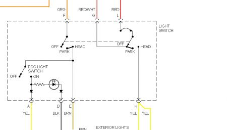 1995 chevy corsica headlights: electrical problem 1995 chevy ...  2carpros