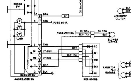 1988 dodge dynasty fuse box 92 dodge dynasty fuse diagram, 92, free engine image for ...
