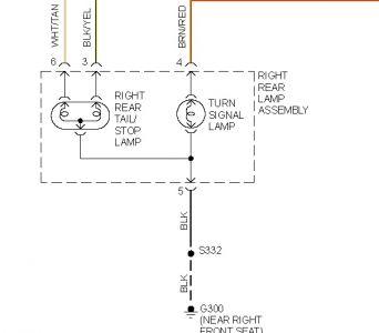 2003 Jeep Grand Cherokee ke Lights /tail Lights Jeep Grand Cherokee Penger Tail Light Embly Wiring Diagram on