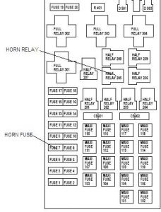 2000 Ford F150 Horn Repair Hello I Was In A Bad Front End. Ford. 2000 Ford F150 Horn Relay Diagram At Scoala.co