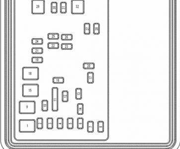 relay location furthermore 2005 chrysler 300 fuse box diagram on chrysler sebring fuse box diagram 2006 chrysler 300 fuse box diagram