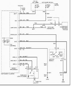 1999 pontiac grand am starter wiring 1997 pontiac grand am starter wiring diagram 1997 pontiac grand am wont fire: engine fires for 3 to 10 ...