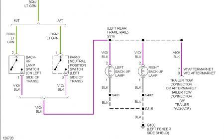 2000 dodge ram reverse light wiring diagram 2000 dodge ram reverse lights: 2000 dodge 2500 turbo ...
