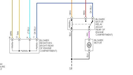 blower motor resistor wire diagram new wiring diagrams or gate schematic resistor blower resistor schematic #9