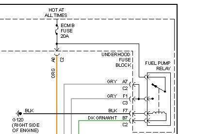 where is the fuse box on a 2007 ford focus 1999 chevy s-10 fuel pump relay: where is the fuel pump ...