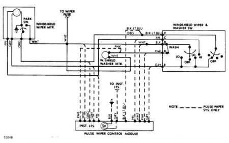 91 chevy s10 wiring diagram 1983 chevy s-10 wiper motor: electrical problem 1983 chevy ... #15