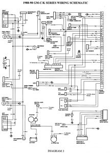 D on 1988 chevy truck wiring diagrams