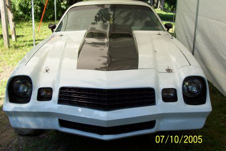 1979 Chevrolet Camaro Problem