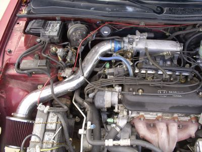 honda accord   sensor problem engine performance
