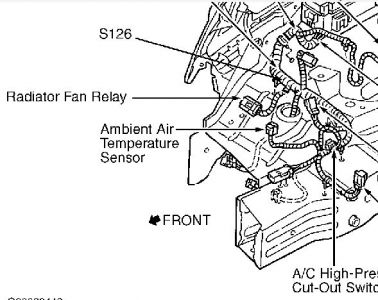 Jeep Cherokee 2001 Jeep Cherokee Cooling Fan Relay 3 on 1999 jeep grand cherokee wiring diagram
