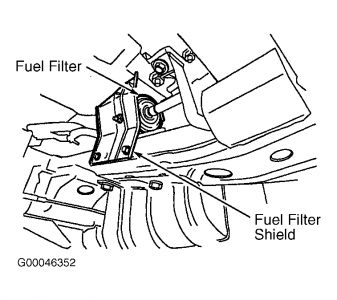 20001 Nissan Xterra Fuel Filter Location | Wiring Schematic ... on