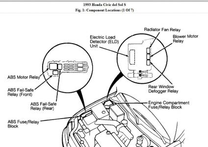 Saab Engine Coolant Temperature Sensor Location