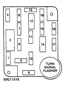 188069_94rangerturnflasher_1 1995 f350 turn signal wiring diagram wiring diagram library