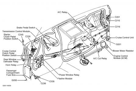 kia sportage relay location audi a6 relay location wiring