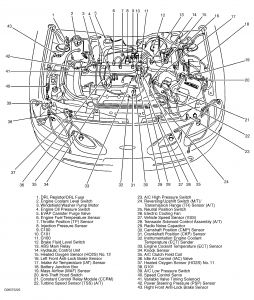 188069_99exscortzx2turbspeedsensr_1 1999 ford escort zx2 speedometer and odometer not working 1998 ford escort wiring diagram at soozxer.org
