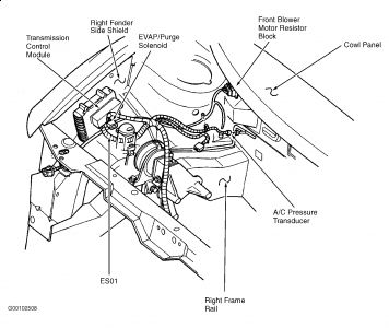 2004 Ford Explorer Air Conditioning Diagram on 2003 mercury mountaineer wiring diagram