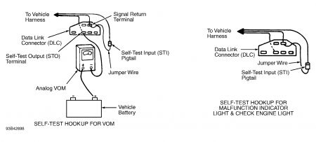 188069_obd1connection_1 1994 ford explorer code reader type computer problem 1994 ford GM OBD1 Wiring Diagram 1991 at readyjetset.co