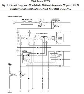 192750_AcuraMDXWiper01NonAuto_1 2004 acura mdx rain sensing windshield electrical problem 2004 Photo Sensor Wiring Diagram at readyjetset.co