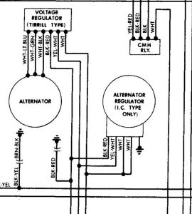 78 toyota alternator wiring schematic 1979 toyota alternator wiring diagram 1983 toyota tercel electrical trouble shooting: i have an ...