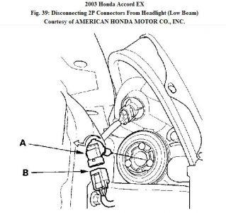 Http Www 2carpros Forum Automotive Pictures 192750 Bulbheadlo03accord 1
