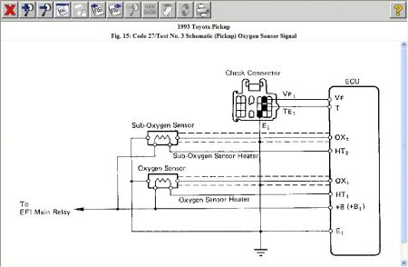 1994 toyota 4runner vacuum diagram on vacuum line diagram 1994 toyota  1994 toyota  pickup radio wiring