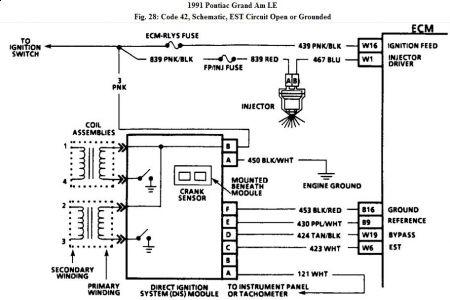 Check Engine Light 1995 Pontiac Grand Am Mileage 110 000 What