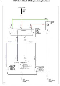 volvo fan relay wiring diagram diagram volvo 940 cooling fan wiring diagram home diagrams