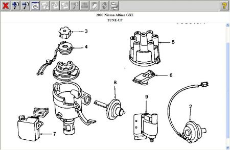 1999 Dodge 1500 Ram Steering Column Wiring Diagram
