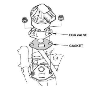 Egr Valve2000 Honda Civic furthermore 2008 Ford Escape Water Pump Diagram also  on 87 honda civic thermostat location