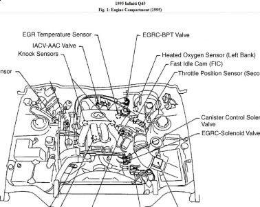 1995 Q45 Engine Diagram. 1995 infiniti q45 car bucks and stalls when it is  cold. 1997 infiniti q45 141000 miles when i first start the car. related  keywords suggestions for infiniti q452002-acura-tl-radio.info