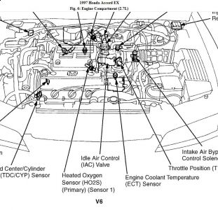 1997 Honda Prelude Starter Diagram on 1998 acura integra wiring diagram