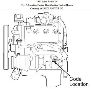 Isuzu Trooper Undercarriage Diagram on holden starter motor wiring diagram