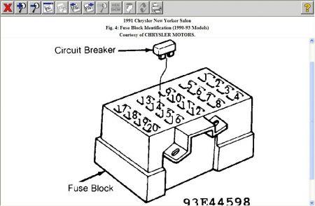 91 New Yorker Fuse Box Diagram Oven Kenmore Wiring 363 9378810 800sss Tukune Jeanjaures37 Fr
