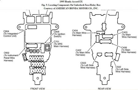 192750_FuseboxDash95Accord_1 1995 honda accord ciggerate lighter electrical problem 1995 honda 1995 honda accord fuse box diagram at n-0.co