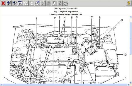 2001 Hyundai Elantra IDLE HIGH: I Have within the Past Week
