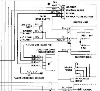 from 99 accord ignition wires diagram all wiring diagram Honda Accord Troubleshooting Manual