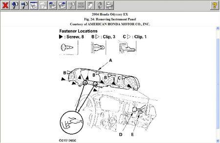 Http Www 2carpros Forum Automotive Pictures 192750 Instrumentpanel02odyssey 2
