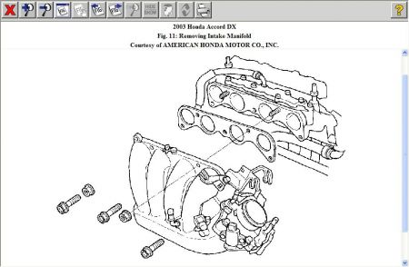 Honda Accord 2003 Honda Accord Starter on 2003 honda civic bracket diagram
