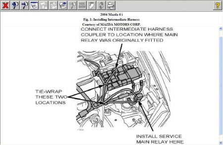 2005 Mazda 6 Fuel Pump Wiring Diagram on toyota fuse panel diagrams