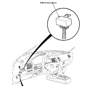 1991 honda accord engine miss fire the car starts up just fine 1994 Honda Accord Fuse Box Diagram 2carpros forum automotive pictures 192750 pgmfirelay90accord 9
