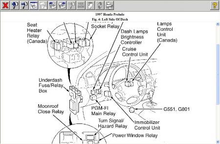 Honda Prelude 1997 Honda Prelude Engine Dies likewise Wiring A Race Car Diagram furthermore Typical Toyota Abs Control Relay Wiring Diagram also Obd2 Honda And Acura Dtc Diagnotic Trouble Codes List further Mainrelaydefine. on honda prelude wiring diagram