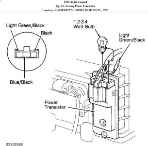 Acura Legend Heator Resister Acura Legend Heater Would - Acura legend blower motor