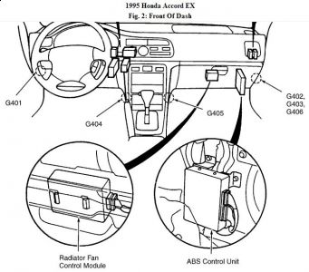 93 Civic Main Relay Location on 1999 cadillac deville fuse box diagram